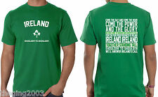 Ireland Rugby Six Nations 2015 Tshirt Shirt Jersey Irelands Call Ulster Leinster