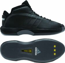 Mens Adidas Crazy 1 Kobe Bryant Basketball Shoes Medium Width Black