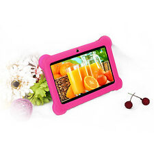 "iRola Kids' Tablet 7"" Quad Core Android 4.4 KitKat Dual Camera Expandable Memory"