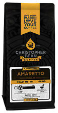 Christopher Bean Coffee AMARETTO Flavored Coffee 1-12-Oz Bag