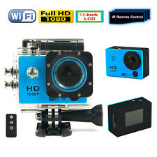 "SJ7000 Action Sports DV Wifi Full HD 1080P 1.5"" IR Remote Camera HDMI Waterproof"