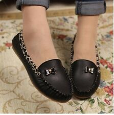 New Women Shoes 2015 Casual Heel Shoes Fashion  Spring Tredy Leopard Flats