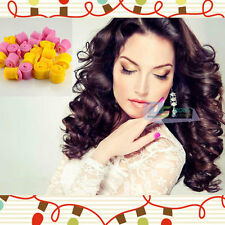 Magic Hair Curlformers Curlers Leverage Ringlets Rollers DIY Tool S M L Size New