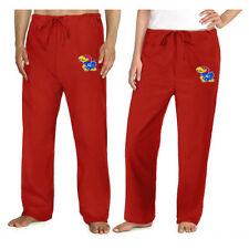 KU Kansas Jayhawks Logo SCRUBS Pants UNIVERSITY OF KANSAS for MEN LADIES