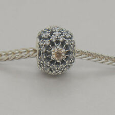 Authentic Genuine S925 Sterling Silver Inner Radiance With CZ Charm bead