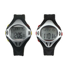 Waterproof Fitness Digital Heart Rate Monitor Calories Counter Sport Watch A