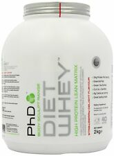 PhD NUTRITION DIET WHEY 2KG. CHOICE OF FLAVOURS. LOSE WEIGHT AND BURN FAT.