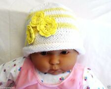 Valego Sales Handmade Knitting Baby Infant Toddler Child ~ GIRL HAT Beanie #008