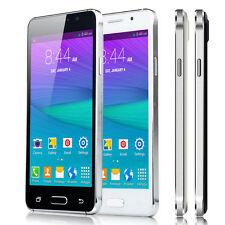 "5"" Dual Sim Android 4.4 Smartphone Dual Core Unlocked 3G/GSM T-Mobile Cell Phone"