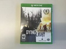 Dying Light (Microsoft Xbox One, Xbox 1, 2015) BRAND NEW FACTORY SEALED!!!!!!!!!