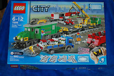 LEGO TOWN 7898 CITY CARGO TRAIN DELUXE NEW MISB LOT