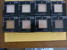 MAYBELLINE FIT ME! PRESSED POWDER 10 COLORS TO CHOOSE