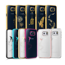 kwmobile HARD COVER DESIGN FOR SAMSUNG GALAXY S6 CASE BACK SHELL BUMPER MOBILE