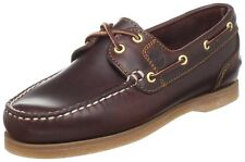 Timberland Women's Classic 2 Eye Boat Shoe 72333 Rootbeer