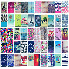 For Samsung Galaxy Note 3/4 /S3 mini /S4 mini Wallet Stand PU Leather Cover Case