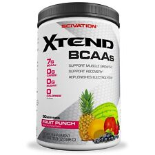 Scivation XTEND BCAAs 30 Serving Endurance Recovery Power BUILD LEAN MUSCLE