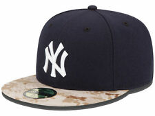 Official MLB 2015 New York Yankees Memorial Day New Era 59FIFTY Fitted Hat