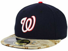 2015 MLB Washington Nationals Memorial Day Stars Stripes New Era 59FIFTY Hat
