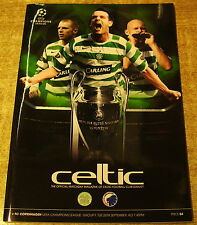2006/07 CHAMPIONS LEAGUE - CELTIC v FC COPENHAGEN