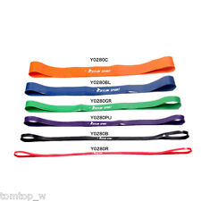 LOOP HEAVY DUTY RESISTANCE BAND LOOP POWER GYM FITNESS EXERCISE YOGA/GYM