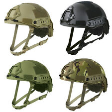 FAST HELMET SPECIAL FORCES SWAT BRITISH US ARMY SAS MOUNT MTP VIP SF