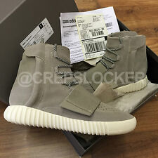 100% Authentic BNIB Adidas Yeezy Boost 750 Kanye 1 2 3 YZY  - UK 8.5 - Genuine