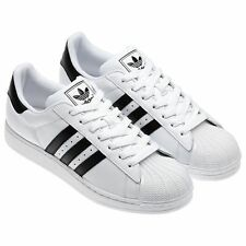 Adidas Superstar 2 Mens Shoes Shell Toe White/Black  G17068 Shoes new