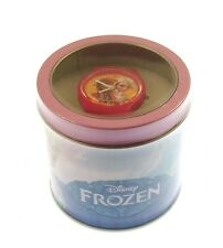 Licensed Kids Wrist Watches In Gift Tin FROZEN  Elsa and Anna
