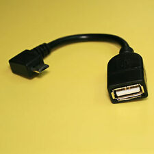 Micro USB Host Cable Male to USB Female OTG Adapter Android Tablet PC Samsung LG