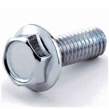 Flange Bolts Stainless Steel Flanged Hexagon Hex Head Screws A2 M6