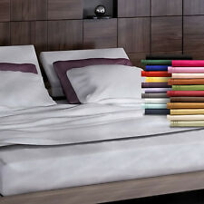 Luxury Sheet Set 1800 TC Thread Count Bed Sheets Deep Pockets Many Colors