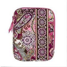 Vera Bradley Tablet Sleeve NWT Pick One Happy Snails Purple Punch Berry Paisley