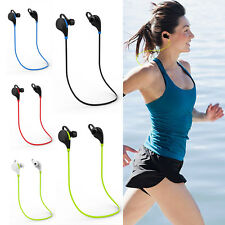 NEW Running Wireless Bluetooth Headset Stereo Headphone Earphone for Smartphone