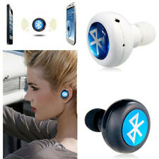 NEW Mono Stereo Mini Wireless Bluetooth Headset Earphone Headphone Mic for Phone