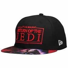 New Era Star Wars Return Of The Jedi Fitted Hat Cap Mens Size New With Tags