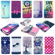 Hot Sale Universal Synthetic Leather Wallet Card Case Cover For HTC Mobile Phone