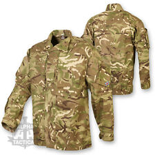 BRITISH ARMY PCS SHIRT RIPSTOP MTP MULTICAM SOLDIER 95 LIGHTWEIGHT JACKET