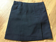 Job Lot 3 x Girls Navy Blue Non Iron Adjustable Waist (up to 12-13) School Skirt