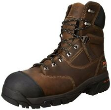 """Mens Timberland PRO 8"""" Helix Waterproof Composite Toe Boot Size 7-15 91607214"""
