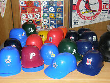 Pick Your Team: Vintage 1980's MLB Dairy Queen Baskin Robbins Ice Cream Helmets