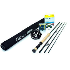 NEW - Echo Boost Fly Rod 1090-4 Fly Rod Outfit - FREE SHIPPING!