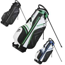 Forgan of St Andrews GolfDry Waterproof 14-Way Stand Carry Golf Bag