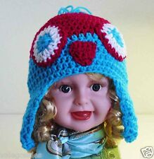 Valego Sales Handmade Crochet Baby Infant Toddler Child ~ OWL HAT #018 Sale