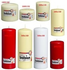 New Bolsius Scented Pillar Candle Aromatic Church Fragrances Scent Candles