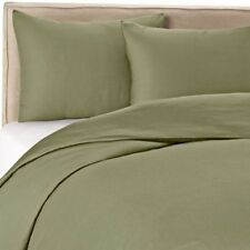 """BRANDED OLIVE 800TC EGYPTIAN COTTON COMPLETE US BEDDING COLLECTION15""""DEEP POCKET"""