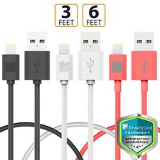 6ft/3ft MFI Certified Apple iPhone 6 6S Plus Lightning Sync Cable USB Cable