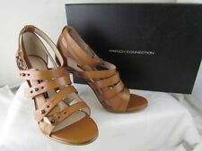 NEW - French Connection Nolinda, size 7.5 and 8.5 – Tan.  Retails $140