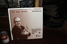 Vintage Pee Wee Erwin Memorial Record-11th Traditional Jazz Festival Breda 1981