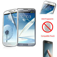 Anti-Scratch Matte Screen Protector Film For Samsung Galaxy S5 S4 Note2 3 LG G2