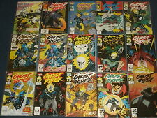 MARVEL Comics: GHOST Rider (singole questioni tra 1 - 50) Danny Ketch, Vengence